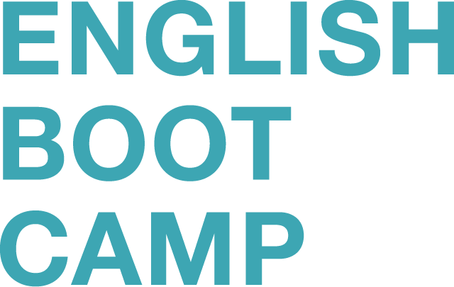 ENGLISH BOOT CAMP