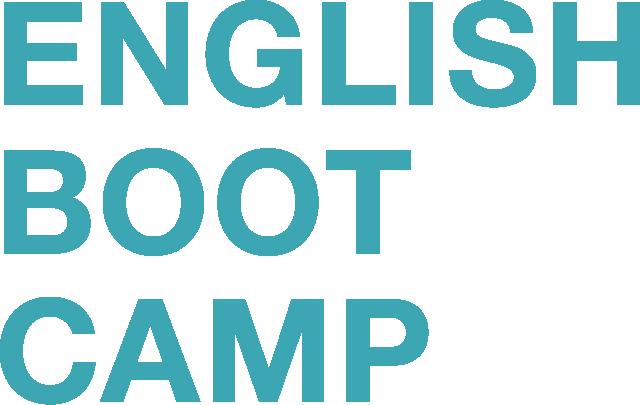 ENGLISH BOOT CAMP